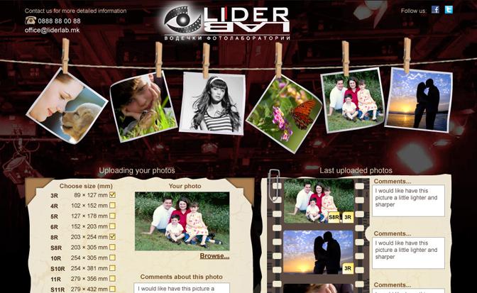 LiderLab.com.mk