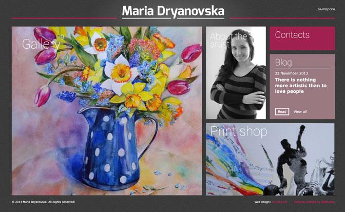 MariaDryanovska.com