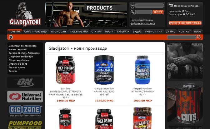 Gladijatori.com