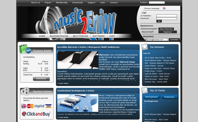 Music2Njoy.com