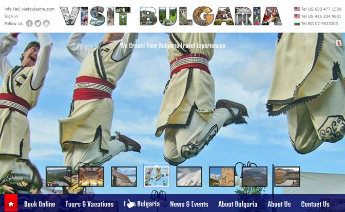 VisitBulgaria.com