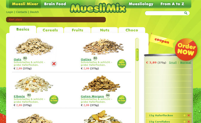 MuesliMix.at